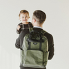 Men's Diaper Backpack, Olive