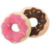 Dog Toy, 2 Pack Donuts