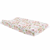 Winter Peony Changing Pad Cover