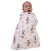 Bamboo Swaddle, Daisy Dot