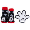 Mickey Mouse Glove Teether Gift Set