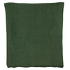 Jersey Stretch Swaddle, Pine Green