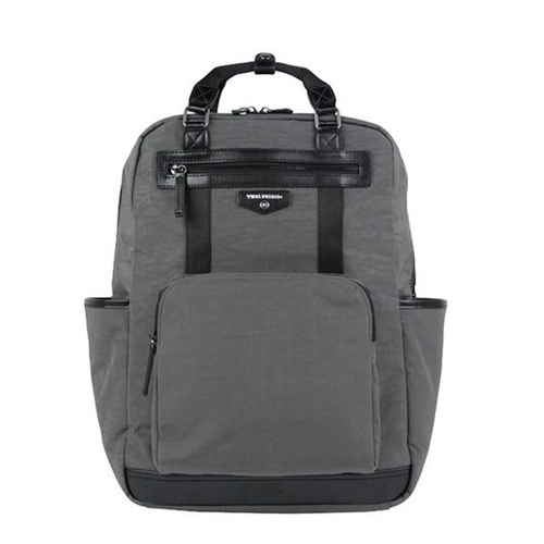 Men's Diaper Backpack, Grey