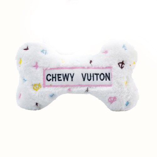 Dog Toy, Chewy Vuitton