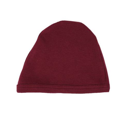 Organic Cute Cap, Cranberry