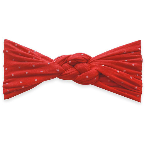 Sailor Knot Bow, Cherry Dot