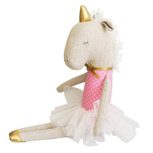 Unicorn Doll, Pink Star