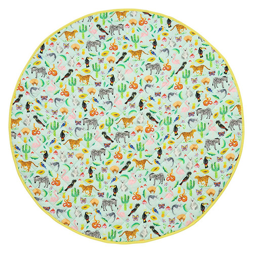 Baby Play Mat, In the Jungle