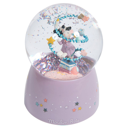 Once Upon a Time Musical Snow Globe