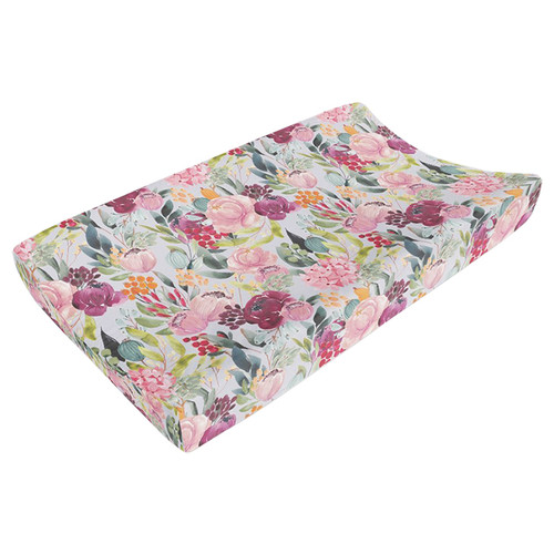Forest Queen Changing Pad Cover