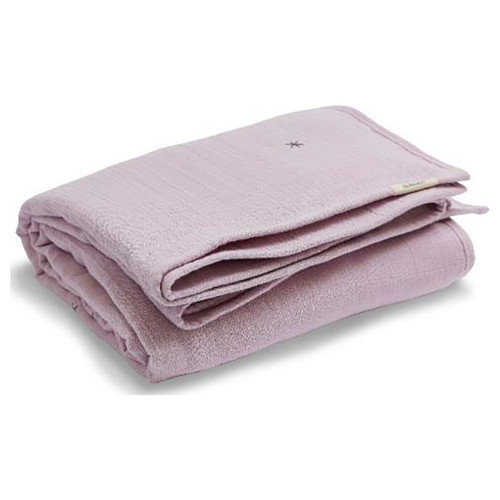 Pigment Throw, Pink Lilac