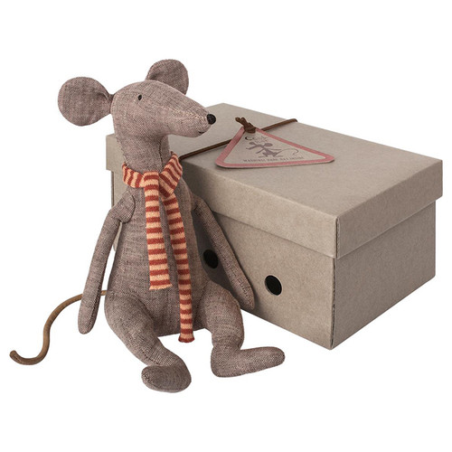 Cool Rat in a Box, Grey