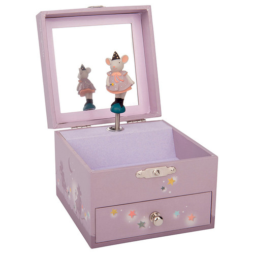Once Upon a Time Musical Jewelry Box