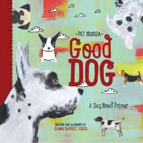 good dog board book spearmint ventures llc