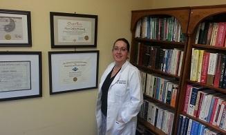 Dr. Catherine Browne, DAOM, L.Ac., Dipl.Ac., RH (AHG)