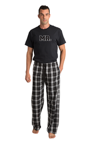 Mr Flannel Pajama Pants Set
