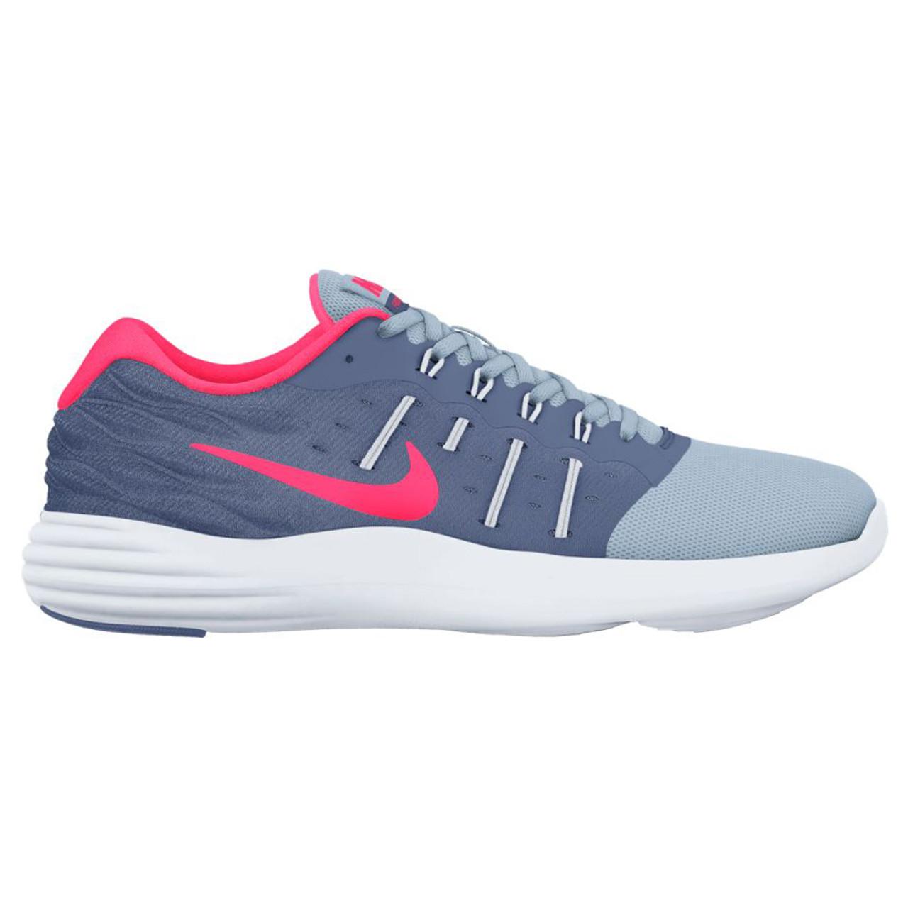 c5e6ee024232 ... good nike womens lunarstelos running shoe blue pink shop now shoolu  1782e 3540b
