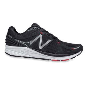 New Balance Men's MPRSMBK Running Shoe Black/Red