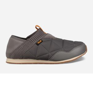 Teva Men's Ember Moc Slip On Charcoal Grey   Teva 1018226 CLGY
