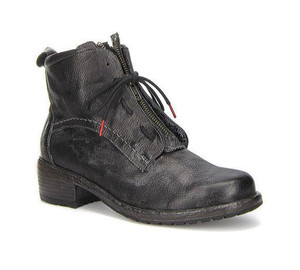 Think Women's Liab Lace Up Boot Black/Kombi | Think 85181 09 Black/Kombi