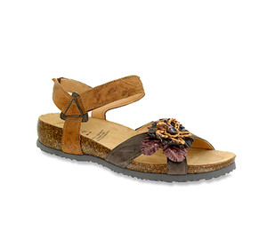 Think Women's Julia Backstrap Sandal Kred/Kombi | Think 84349 N23 Kred/Kombi