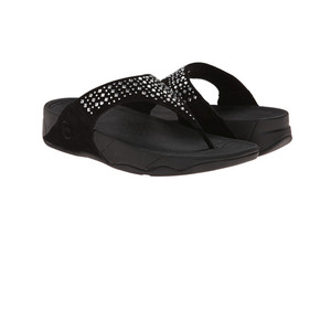 Fitflop Women's Novy Thong Black