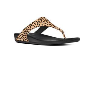 Fitflop Women's Banda Thong Leopard | Fitflop 649-322 Leopard