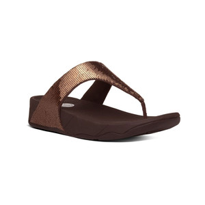 Fitflop Women's Electra Classic Thong Bronze | Fitflop A18-012 Bronze