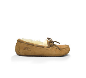 UGG Girls Kids Dakota Slipper Chestnut | UGG 5296 CHE