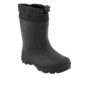 Kamik Youth Snobuster 1 Winter Boot Black | Kamik Snobuster 1 Black