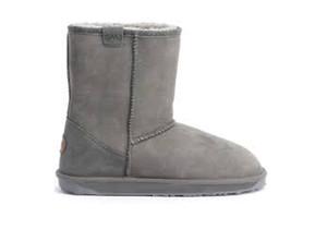 EMU Women's Stinger Lo Boot Charcoal | EMU W10002 Charcoal