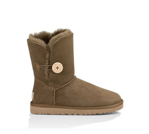 UGG Women's Bailey Button Boot Dry Leaf | UGG 5803 DLF