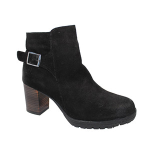 Eric Michael Women's Carmel Boot Black