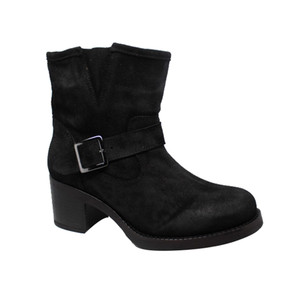 Eric Michael Women's Detroit Boot Black