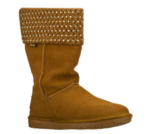 Skechers Women's Diamond Boots Chestnut