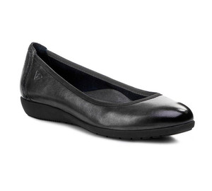 Tamaris Women's 22112 Slip On Graphite Metal