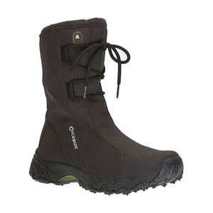 Icebug Women's Cortina L BUGrip Snow Boot Black
