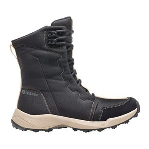 Icebug Women's Avila 3 W BUGrip Snow Boot Black/Almond