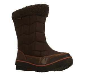 Skechers Women's Alpine Valley Boots Chocolate