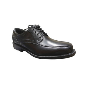 Rockport Men's Classic Tradition Bike Toe Oxford Black