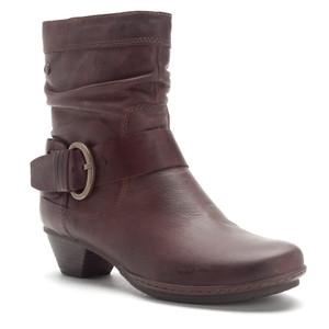 Pikolinos Brujas Chocolate/Olmo Leather Boots Ladies   Pikolinos 801-8003 Choco/Olmo