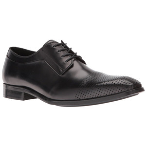 Kenneth Cole New York Men's Course Of Action Oxford Black