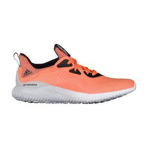 Adidas Women's Alphabounce Running Shoe Orange/White