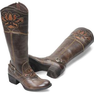 Born Montana Boot Brown/Camel Ladies