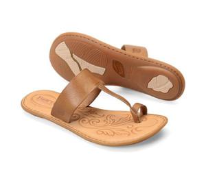 Born Women's Kristen Sandals Golden Sand