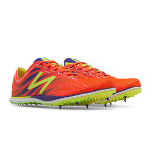 New Balance Women's WLD5000O Track Spikes Dragonfly/Toxic