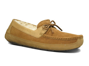 UGG Men's Byron Slippers Chestnut Sheepskin