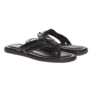Tommy Bahama Men's Archer Thong Sandals Black