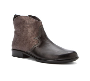 Naot Women's Sirocco Ankle Boot Black/Grey | Naot 26027 NU0 Black/Grey