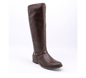 BareTraps Women's Felicity Boot Dark Brown | BareTraps BT22950 Dark Brown